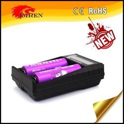 Newest IMREN LCD HB2 AA/AAA NI-MH smart battery adapter usb charger VS nitecore I2/I4 charger Nitecore charger