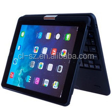 Multi foldable Simulation Notebook superior bluetooth keyboard with Smart stands for ipad mini