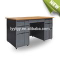 La mejor oficina de marco de metal escritorio de la computadora modelos /euloong moderno mobiliario de oficina