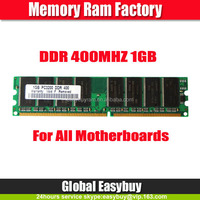 ddr 1GB ram memory card low prices for scrap computer parts