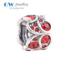 New Sterling Silver Gemstones 925 Solid Silver Jewelry Crystal Stone