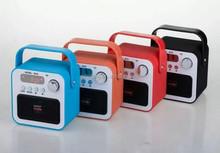 2015 NEW Retro Bluetooth Speaker with FM TF USB