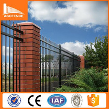 Hot Sale America Used wrought iron fencing for sale