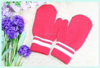 Gloves factory wholesale christmas knit mittens