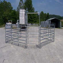 sheep/cattle/buffalo/bull/bovini/cow /livestock/corral panels/ paddock fence/farm gates