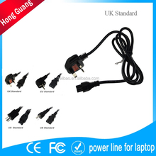specialized in power cord with on/off switch with wall mount plug