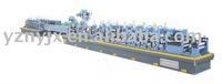 ZG 76 straight seam and high frequency welded pipe production line