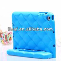 Stylish Portable Shock Proof EVA Foam Case for iPad mini with Stand