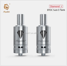 Newest ecig subtank stainless steel subtank 2015 new rebuildable atomizer wholesale