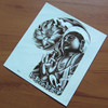 /product-gs/custom-top-deisgn-high-quality-figure-of-buddha-tattoo-sticker-for-make-up-60165217592.html