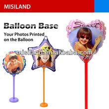 La fábrica de promoción para imprimir globo para la decoración de fiesta y regalo de cumpleaños con el software libre
