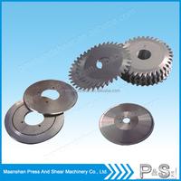 High hardness hss dmo5 circular saw blade for pipe cutting