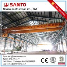 Compact Design For Low Clearance Workshop Two Beam Overhead Moving Crane