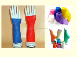 12 Years Manufacturer of Fiberglass Adhesive Tape Bandage with Water Activated Resin