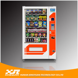 Frozen food and drink vending machine vending machine with CE certificate