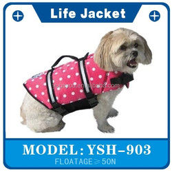 Hotsales Fashion Design Pet Life Jacket Equipment Dog Life Jacket