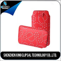 Factory wholesale direct pu leather case cover bag for samsung s5 from china supplier