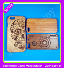 JESOY Wood Case For iphone 6, Hand Carved Wooden Cases, For iphone 6 Case Wood