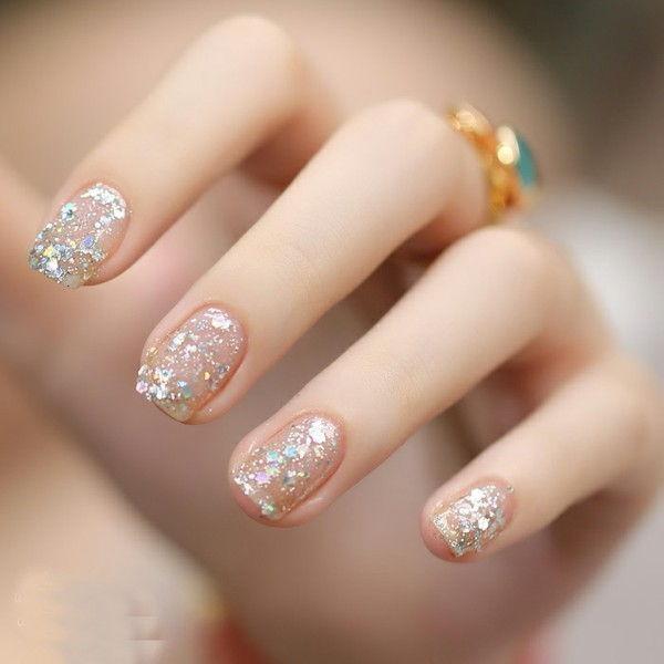 Crystal Gel Nail Video: Hot Led Nai Uv Gel Nail Product Crystal Nails Gel Nail