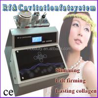 Ultrasonic Liposuction cavitation vacuum rf bio machine/slimming machine with CE