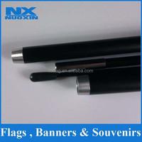 wholesale high quality aluminium telescopic glassfibre flagpole finials
