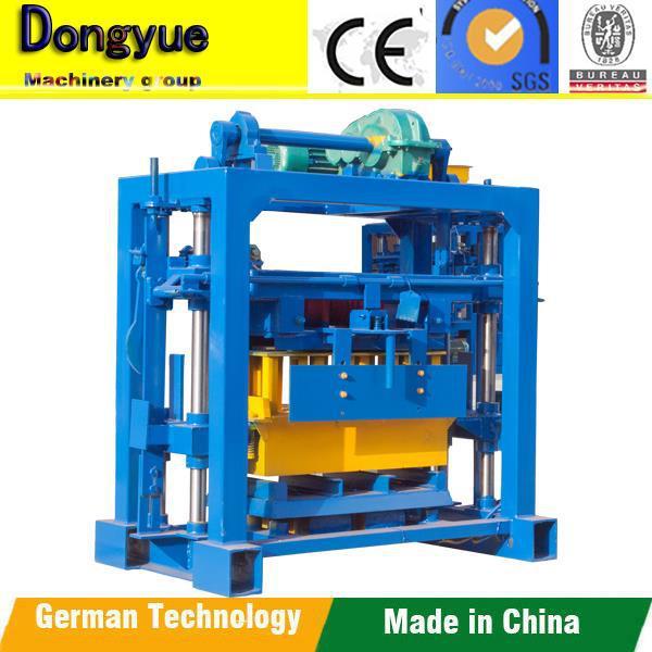 cement block maker machine