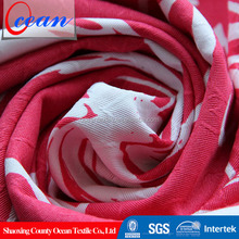 100% cotton printed bed sheets fabric for bedding
