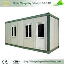 Enviromental Friendly Raintight Ecofriendly Prefabricated House Shanghai