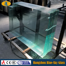 10mm extra white tempered glass weight