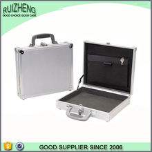 Hot China best selling silvery aluminum professional tool cases