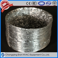 Flexible Heat Resistant Duct Hose For Air Conditioning