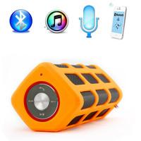 Sinoband S400 best outdoor wireless bluetooth motorcycle speaker outdoor column speaker