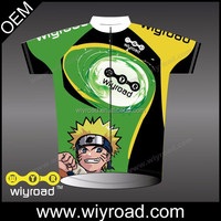 Accept OEM service Coolmax cycling wear guangzhou/bike team kit/ cycling jersey pro tour