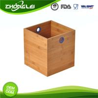 Customization Highest Level Affordable Price Secret Storage Box Bamboo