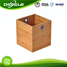 Customization Highest Level Affordable Price Secret Storage Box Bamboo