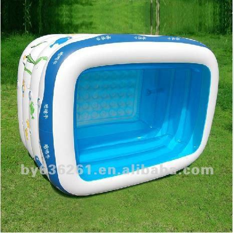 Pontone piscina gonfiabile in pvc vasca da bagno bambini - Vasca da bagno piscina ...