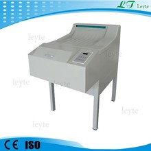 ce approved 2015 hospital hot sale large volum x ray film processor
