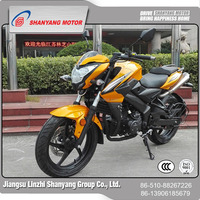 Newly developed SHANYANG dual sport motorcycle