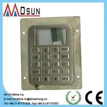 push button metal membrane switch