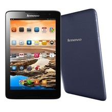 "Original 7"" Lenovo A3300 Phone Call Tablet PC 1GB RAM 16GB ROM MTK8382 Quad Core 1024x600 WIFI Bluetooth GPS Android Tablets"