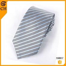 stripes casual school fashion necktie for girls