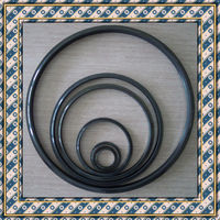 PTFE V- ring seals customized V-shaped rubber seal products