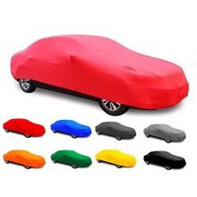 4-sides stretch Car Cover