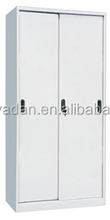 180 degree open door tall steel filing cabinet and vault with swing door