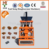 Goldern Supplier Machine For Making Clay Block With One Year Global Warranty