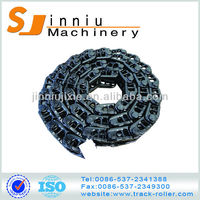 machinery track link