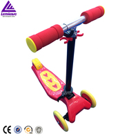 Baby kick scooter wholesalers kids scooter 3 wheel