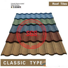 Excellent quality promotional roof tile clay garden