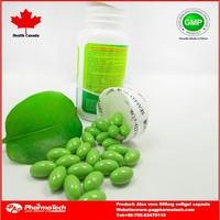 OEM brand private label GMP certified Aloe softgel