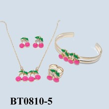 2014 fashion jewelry baby sets jewelry manufacturer in China